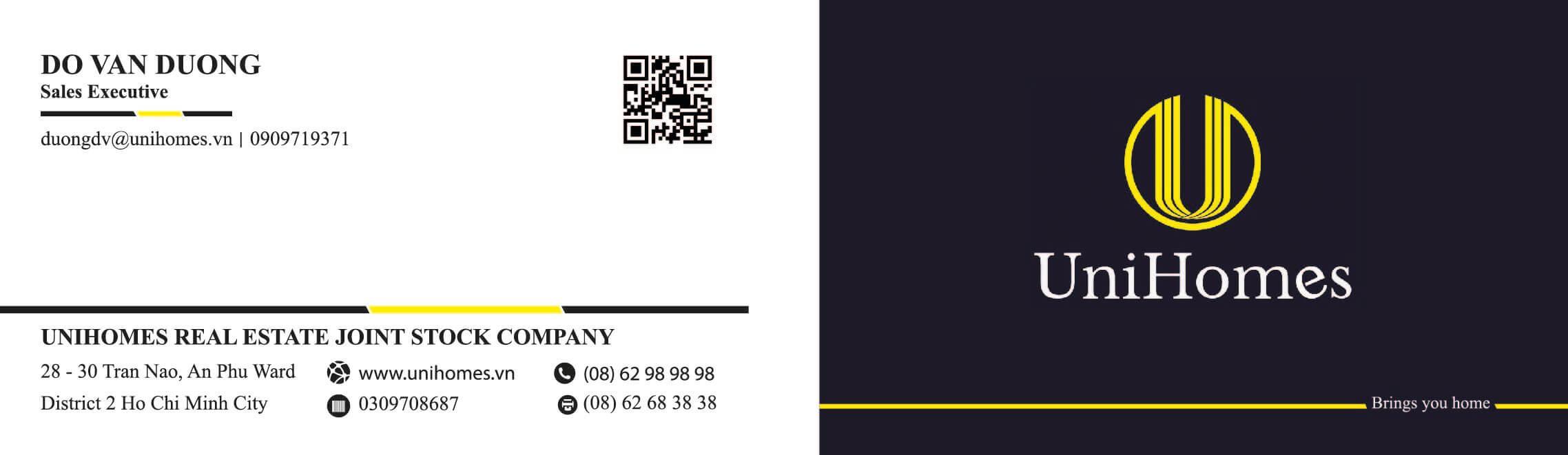 mẫu Name Card