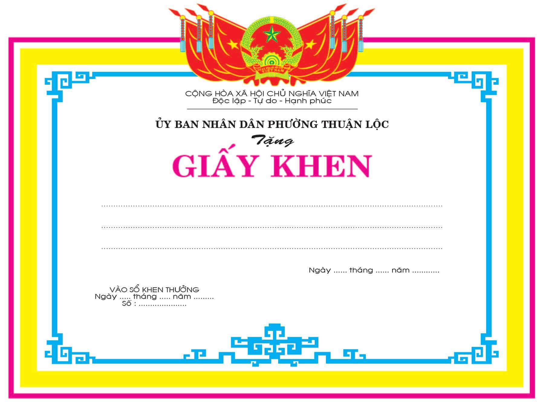Mẫu giấy khen 007 - mẫu giấy khen Ủy Ban Nhân Dân - Link Download : https://adsnew.net/j7AVWYP