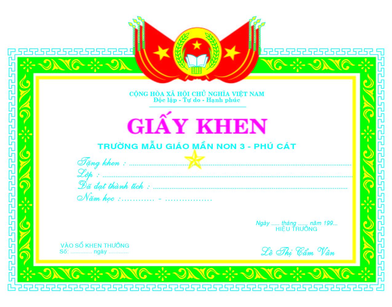 Mẫu giấy khen 037 - Mẫu giấy khen trường mẫu giáo - link download : https://adsnew.net/KUUt