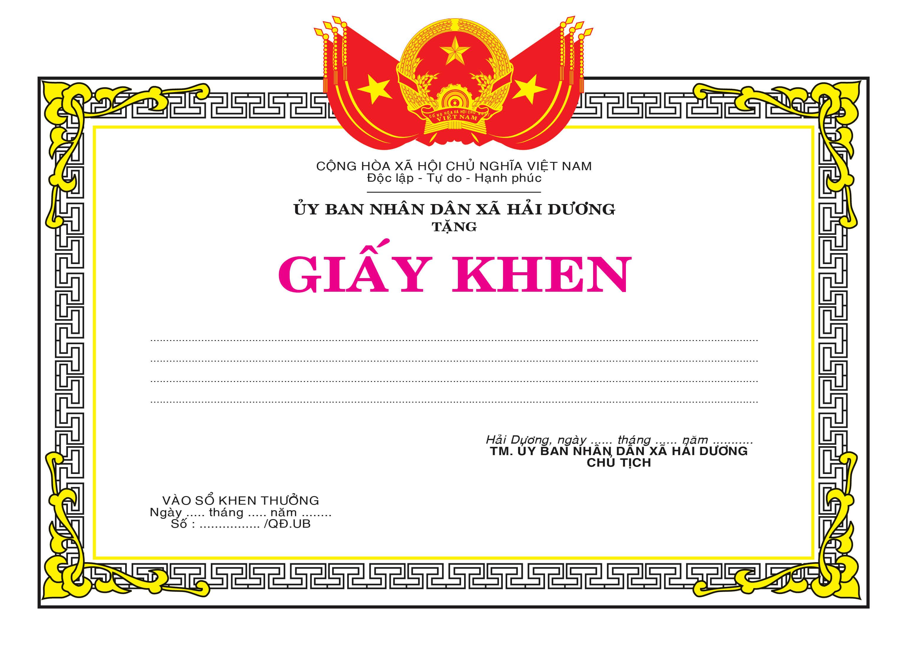Mẫu giấy khen 060 - Mẫu giấy khen UBND - link download : https://adsnew.net/cP44X2ya