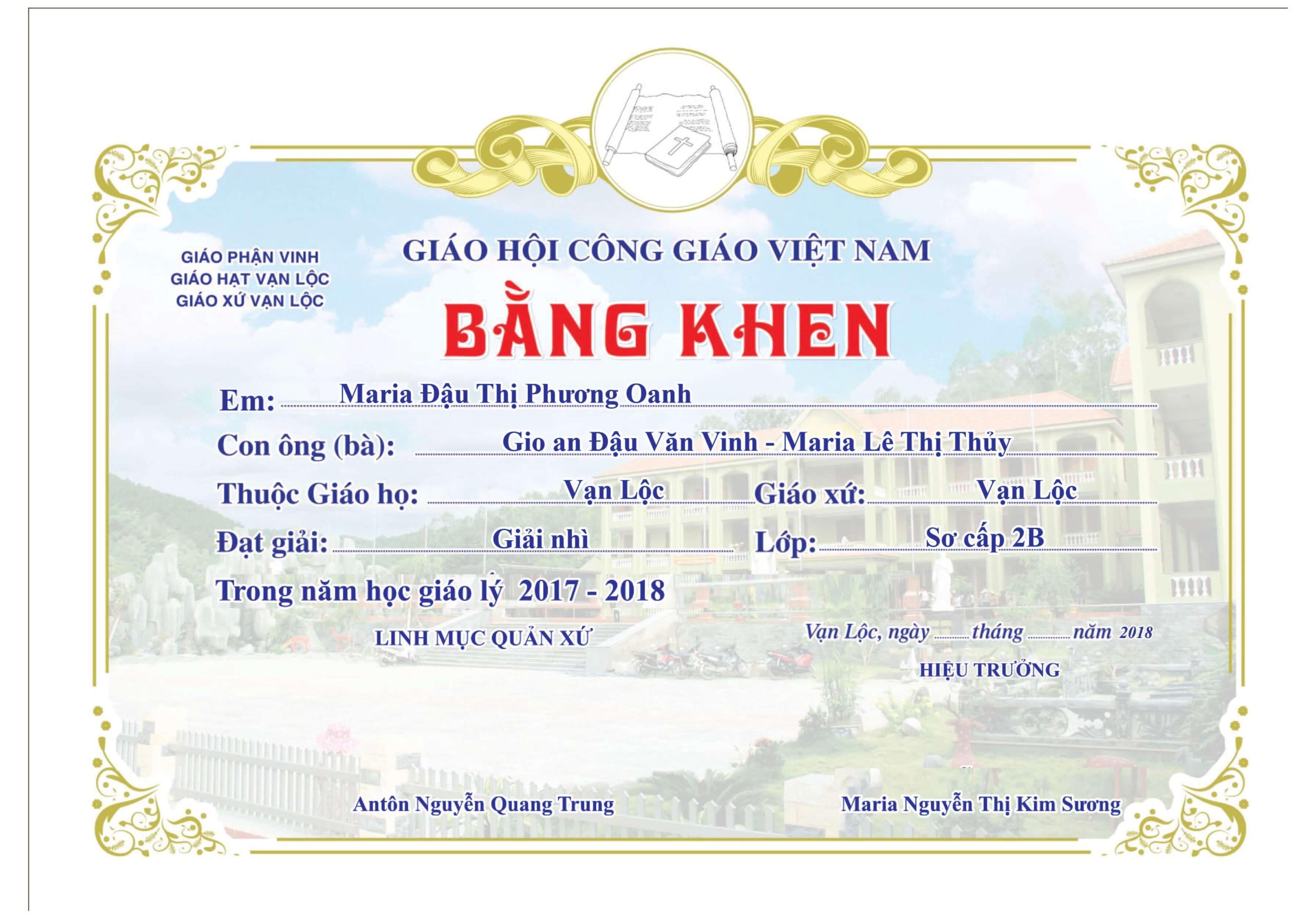 Mẫu giấy khen 063 - Mẫu bằng khen công giáo - link download: https://adsnew.net/phaPP5JJ
