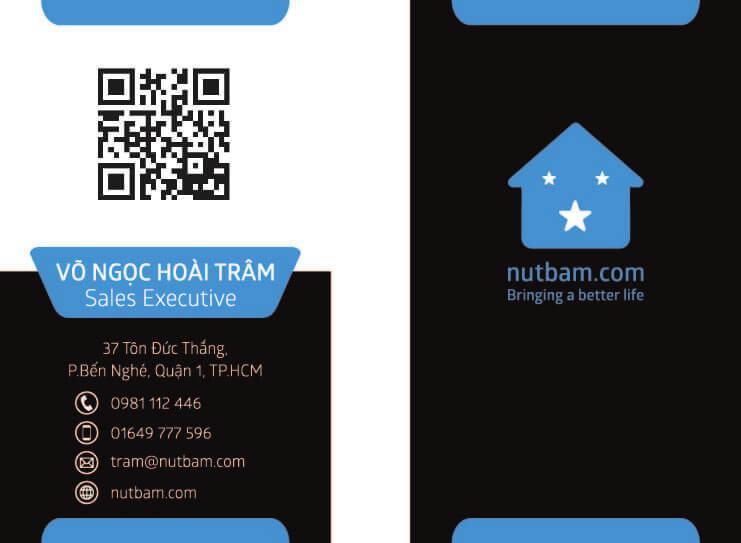 Mẫu danh thiếp - Mẫu Name Card - Mẫu thiết kế danh thiếp - Mẫu thiết kế name card 437